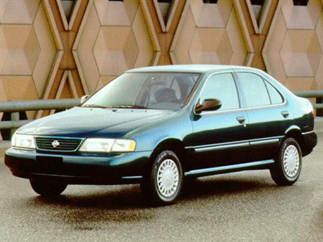 Most Fuel Efficient Sedans of 1997 - 1997 Nissan Sentra
