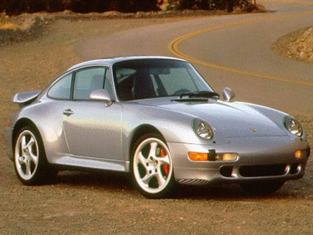 Highest Horsepower Coupes of 1997 - 1997 Porsche 911