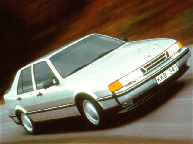 Top Consumer Rated Hatchbacks of 1997 - 1997 Saab 9000