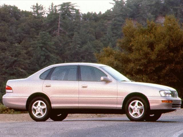 Top Consumer Rated Sedans of 1997 - 1997 Toyota Avalon