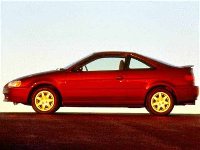 Most Fuel Efficient Hatchbacks of 1997 - 1997 Toyota Paseo
