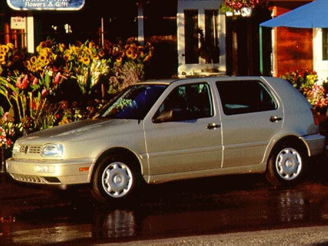 Most Fuel Efficient Hatchbacks of 1997