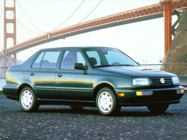 Most Fuel Efficient Sedans of 1997 - 1997 Volkswagen Jetta