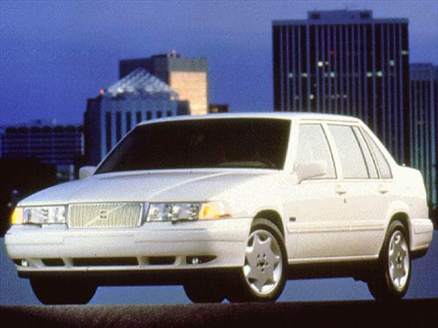 1997 Volvo 960 Sedan 4D Used Car Prices | Kelley Blue Book