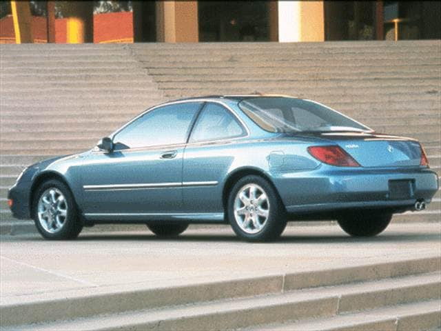Used Acura Tl >> 1998 Acura CL 3.0 Coupe 2D Used Car Prices | Kelley Blue Book