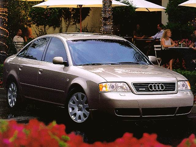 Most Popular Luxury Vehicles of 1998 - 1998 Audi A6