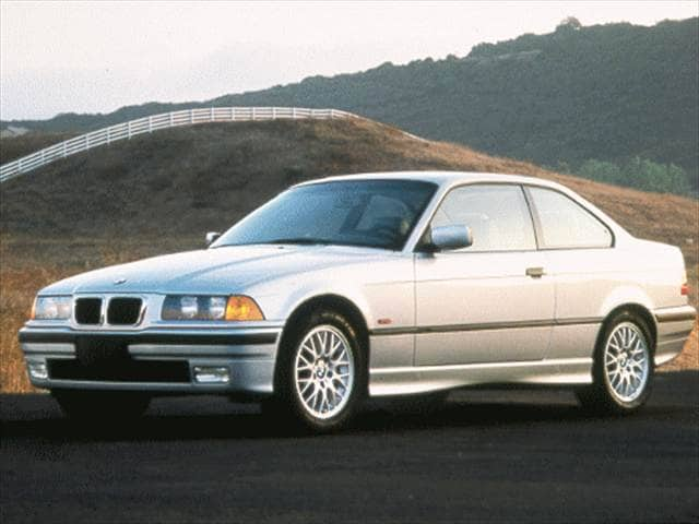 Used 1998 Bmw 3 Series 323is Coupe 2d Pricing