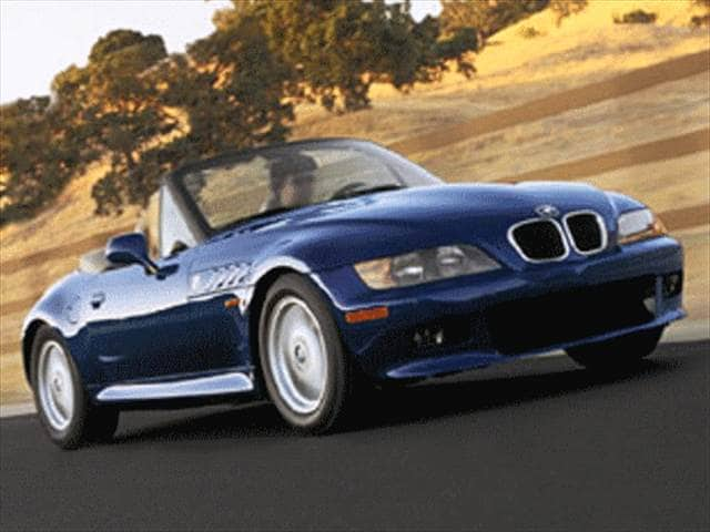 Highest Horsepower Convertibles of 1998