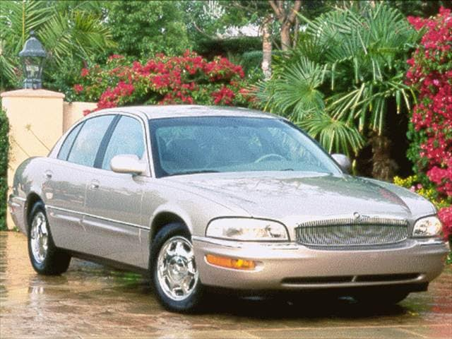 Most Popular Luxury Vehicles of 1998 - 1998 Buick Park Avenue
