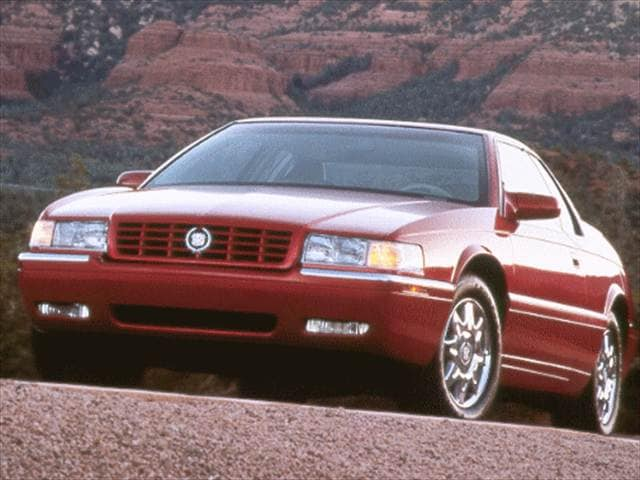 Highest Horsepower Coupes of 1998 - 1998 Cadillac Eldorado