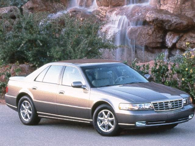 Highest Horsepower Sedans of 1998 - 1998 Cadillac Seville