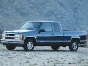 1998-Chevrolet-2500 Extended Cab