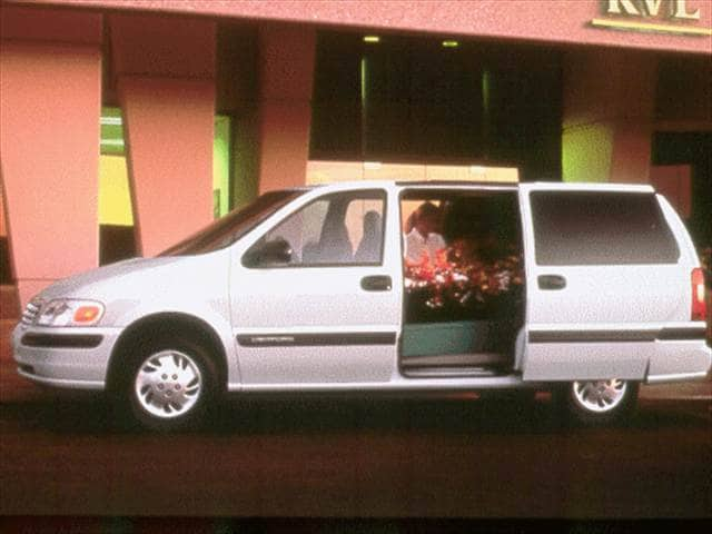 Most Fuel Efficient Vans/Minivans of 1998 - 1998 Chevrolet Venture Cargo