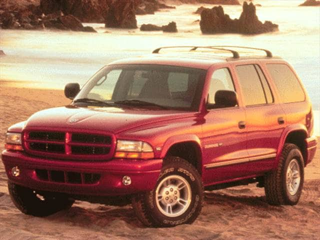 Highest Horsepower SUVs of 1998 - 1998 Dodge Durango