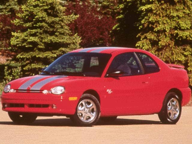 Most Fuel Efficient Coupes of 1998 - 1998 Dodge Neon