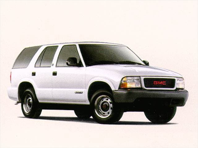 1998 GMC Jimmy Sport Utility 4D Used Car Prices | Kelley