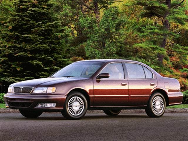 Top Consumer Rated Sedans of 1998 - 1998 INFINITI I