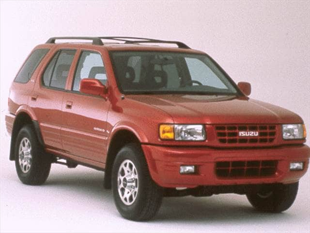 Photos And Videos Isuzu Rodeo Suv Photos Kelley Blue Book