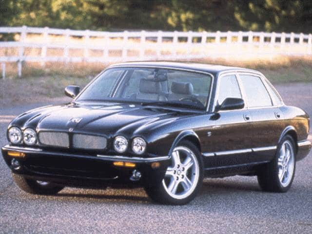 Highest Horsepower Luxury Vehicles of 1998 - 1998 Jaguar XJ