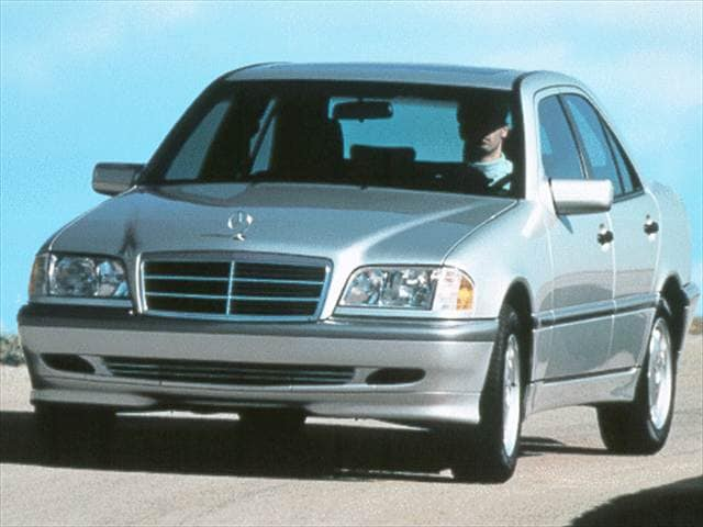 Most Fuel Efficient Luxury Vehicles of 1998 - 1998 Mercedes-Benz C-Class