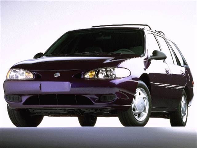 Top Consumer Rated Wagons of 1998 - 1998 Mercury Tracer