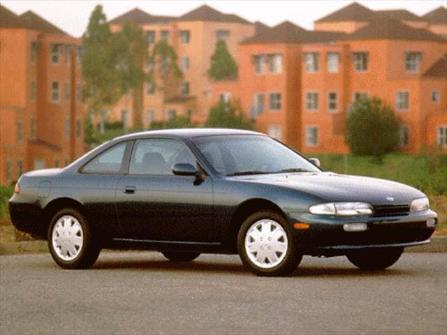 Top Consumer Rated Coupes of 1998 - 1998 Nissan 240SX
