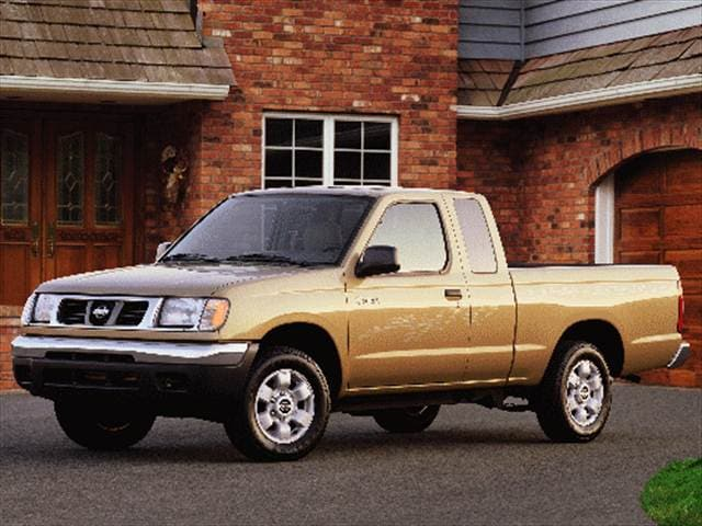 Most Fuel Efficient Trucks of 1998 - 1998 Nissan Frontier King Cab