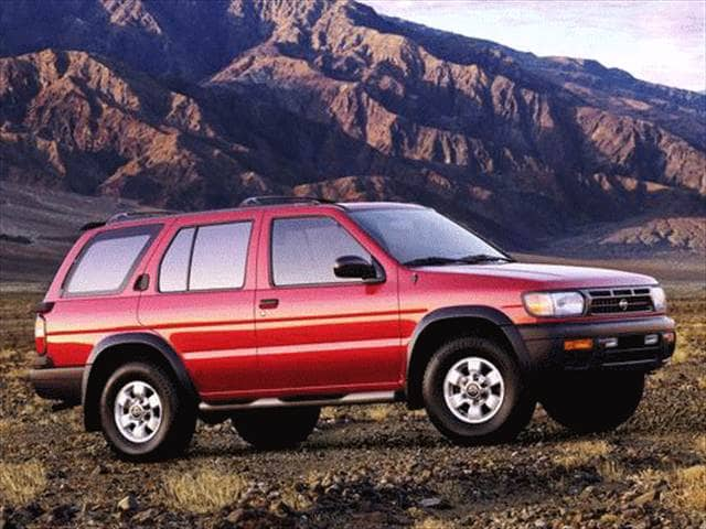 Top Consumer Rated SUVs of 1998