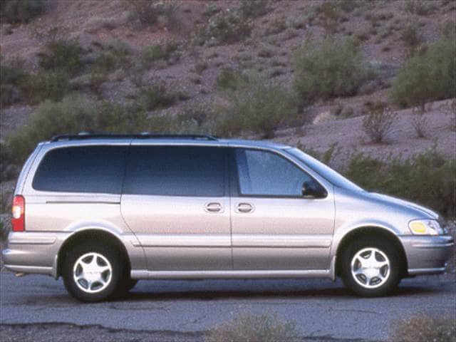 Most Popular Vans/Minivans of 1998 - 1998 Oldsmobile Silhouette