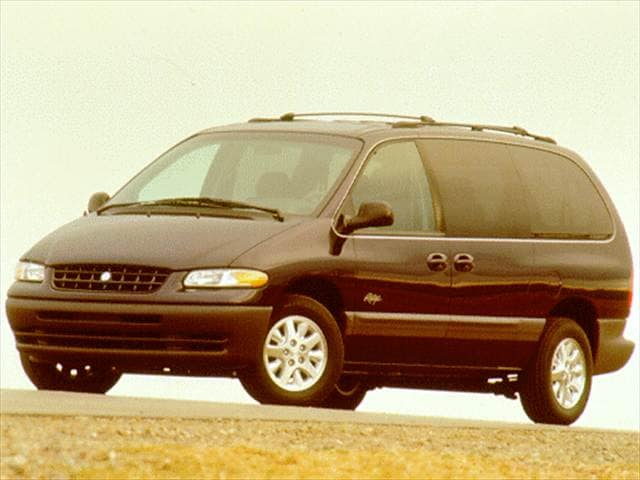 Most Fuel Efficient Vans/Minivans of 1998 - 1998 Plymouth Grand Voyager