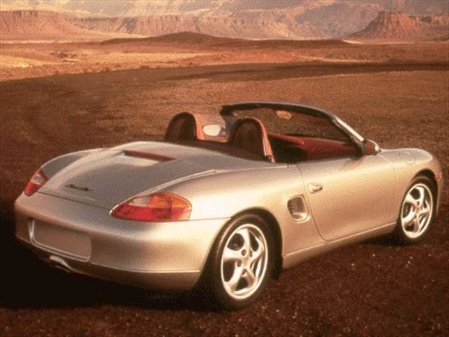 Most Fuel Efficient Convertibles of 1998
