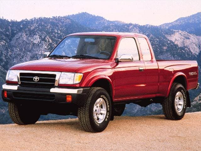 Top Consumer Rated Trucks of 1998 - 1998 Toyota Tacoma Xtracab