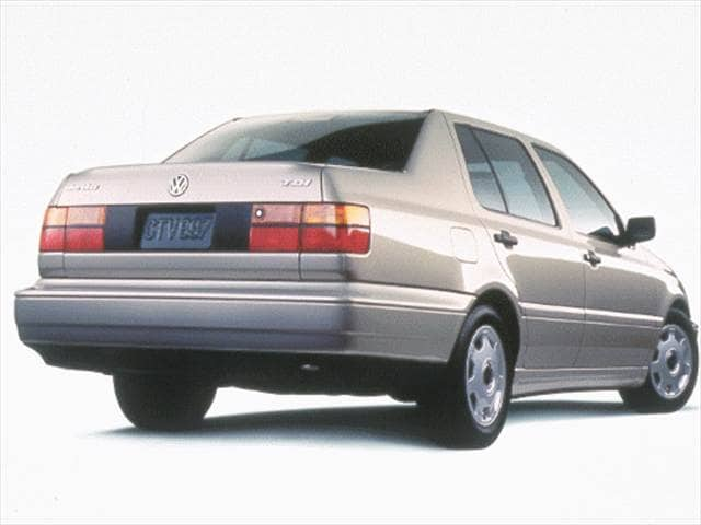 Most Fuel Efficient Sedans of 1998 - 1998 Volkswagen Jetta