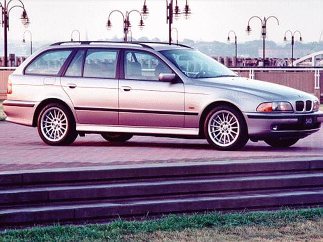 Most Popular Wagons of 1999 - 1999 BMW 5 Series
