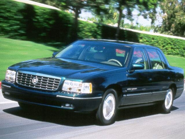 Highest Horsepower Luxury Vehicles of 1999 - 1999 Cadillac DeVille