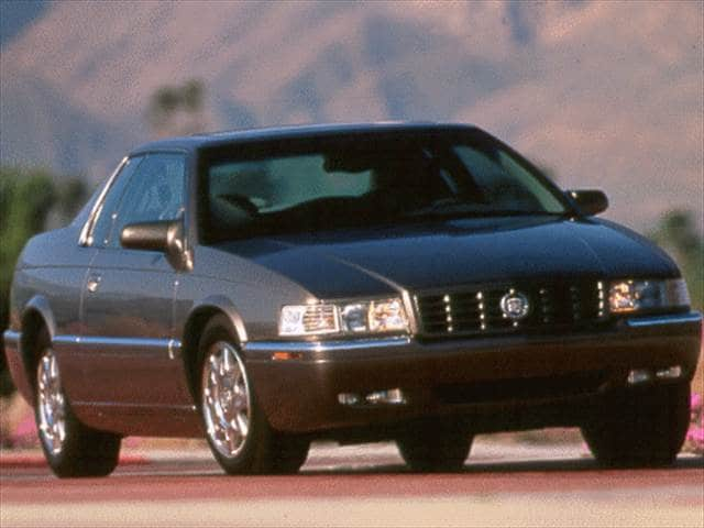 Highest Horsepower Coupes of 1999 - 1999 Cadillac Eldorado