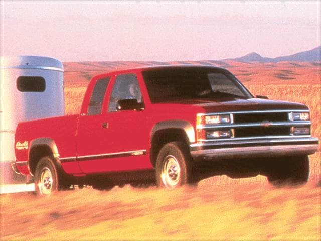 Highest Horsepower Trucks of 1999 - 1999 Chevrolet 2500 HD Extended Cab