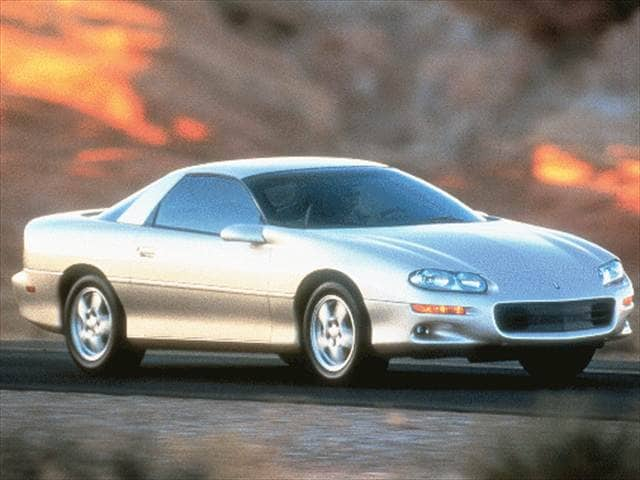 Top Consumer Rated Hatchbacks of 1999 - 1999 Chevrolet Camaro