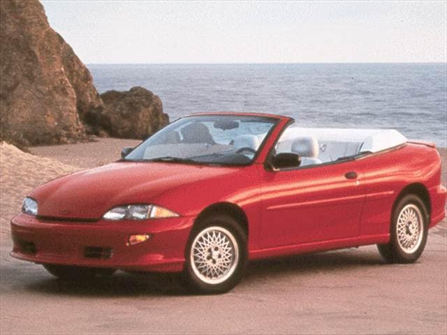 Most Popular Convertibles of 1999 - 1999 Chevrolet Cavalier