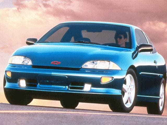 1999 Chevrolet Cavalier Z24 Coupe 2D Used Car Prices