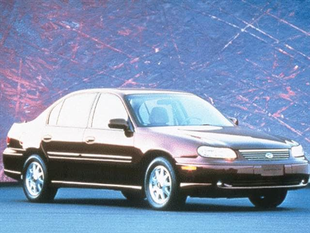 Most Popular Sedans of 1999 - 1999 Chevrolet Malibu