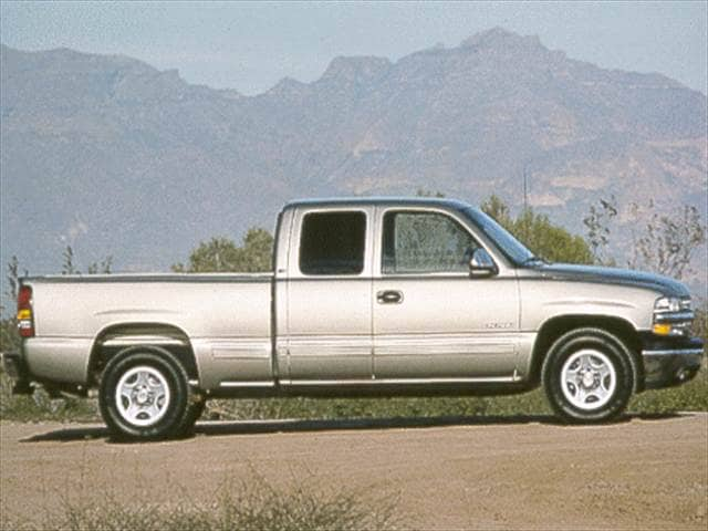 Highest Horsepower Trucks of 1999 - 1999 Chevrolet Silverado 2500 Extended Cab