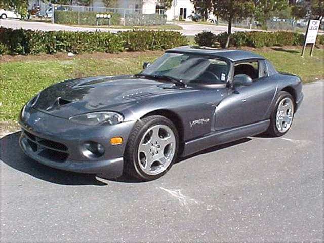 Highest Horsepower Convertibles of 1999 - 1999 Dodge Viper