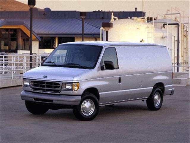 Top Consumer Rated Vans/Minivans of 1999 - 1999 Ford Econoline E350 Super Duty Cargo