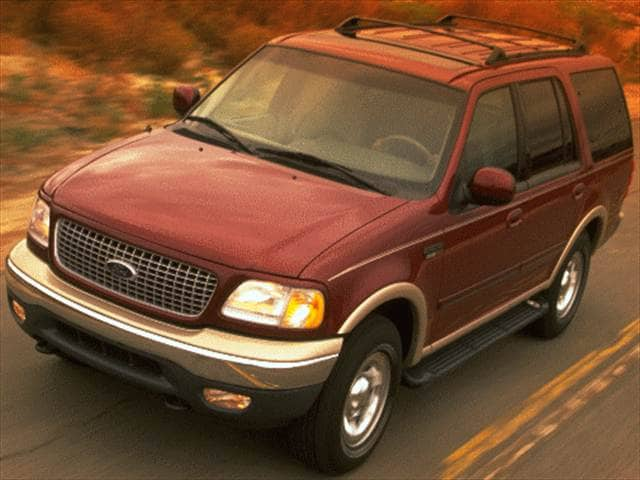 Highest Horsepower SUVs of 1999 - 1999 Ford Expedition