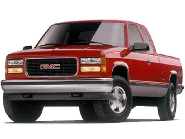 Top Consumer Rated Trucks of 1999 - 1999 GMC 2500 HD Extended Cab