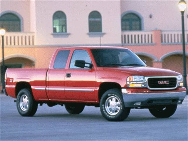 Most Popular Trucks of 1999 - 1999 GMC Sierra 2500 Extended Cab