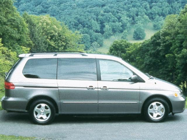 Most Popular Vans/Minivans of 1999 - 1999 Honda Odyssey