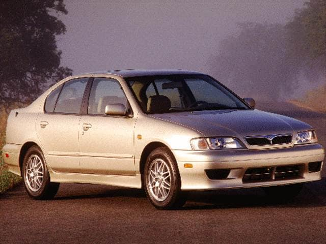 Most Fuel Efficient Luxury Vehicles of 1999 - 1999 INFINITI G