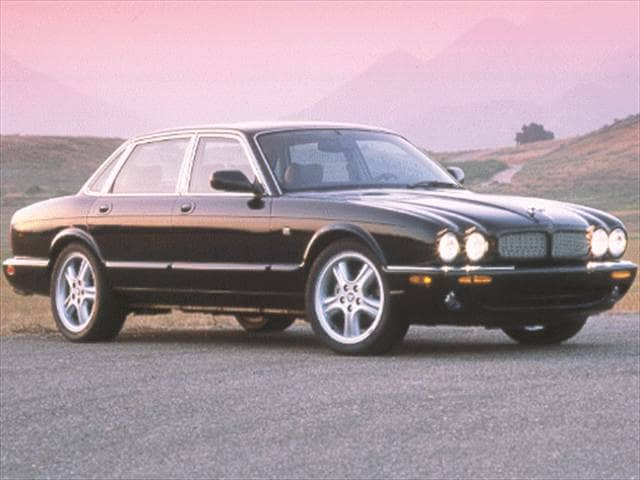 Highest Horsepower Sedans of 1999 - 1999 Jaguar XJ